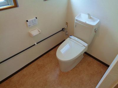 【トイレ】針中野2丁目店舗・事務所