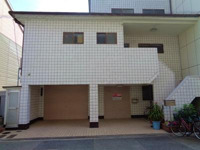 【外観】針中野2丁目店舗・事務所