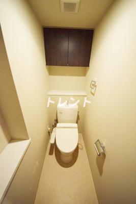【トイレ】コスモリード市ヶ谷払方町【旧名サンピエス市ヶ谷】