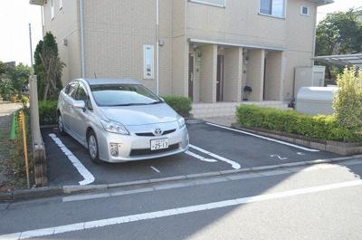 【駐車場】Y'sフラット