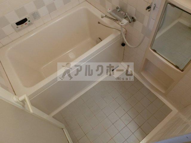 レザン幸喜(柏原市国分本町) 浴室