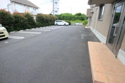 【駐車場】カーサフェリーチェA