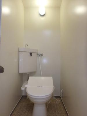 【トイレ】クリスタルハイツ