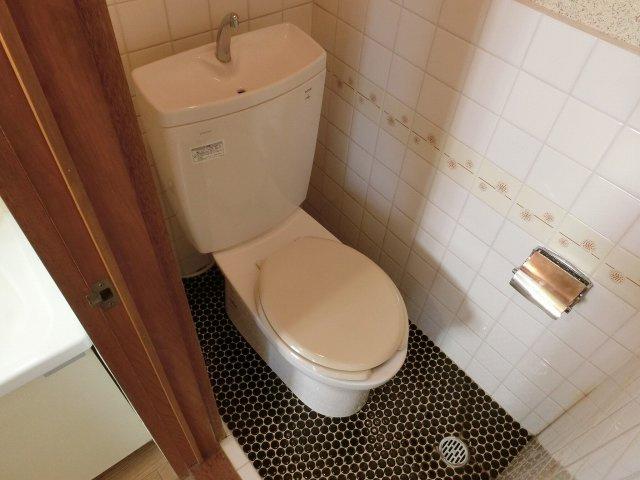 メゾン柏原 トイレ