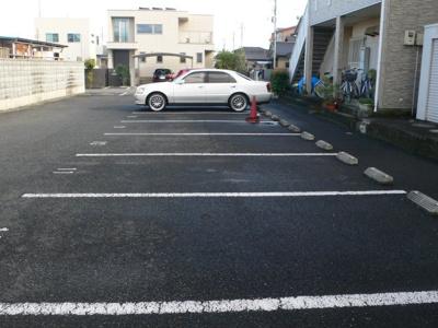 【駐車場】メゾンアルファM-Ⅱ