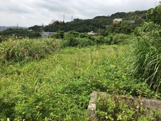 【土地図】中城村字泊(123.42坪)