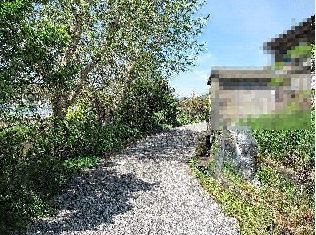 【前面道路含む現地写真】土佐市蓮池