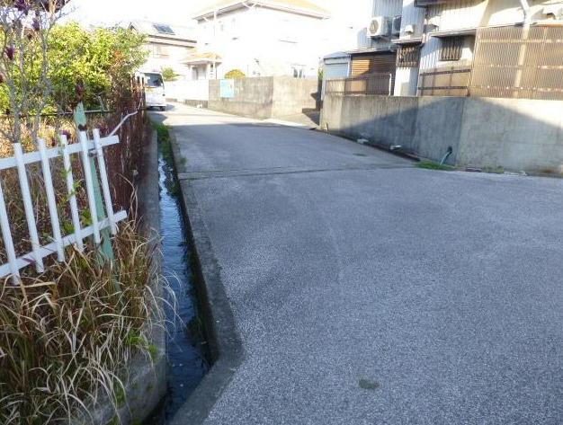 【前面道路含む現地写真】長浜