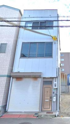【外観】港区弁天 工場