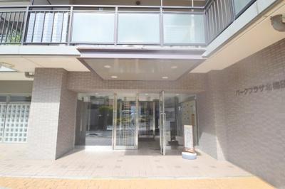 【エントランス】パークプラザ北梅田