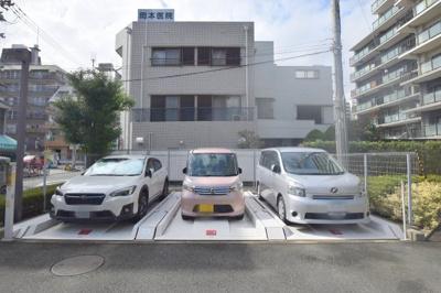 【駐車場】パークプラザ北梅田