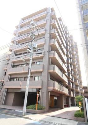 【外観】菊川南ガーデンハウス 森下駅3分 居住中