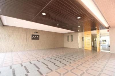 【エントランス】菊川南ガーデンハウス 森下駅3分 居住中