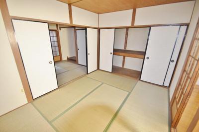 【寝室】誉田3丁目借家