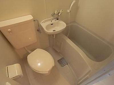 【浴室】アルテハイムJR灘
