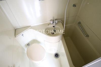 【浴室】奥内新町第1マンション