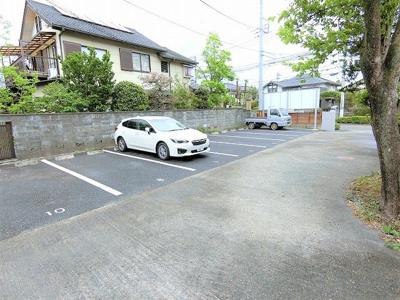 【駐車場】モンシャトーUSUI