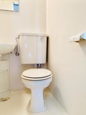 【トイレ】ピュア国立