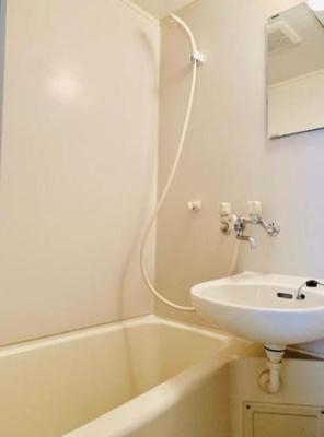 【浴室】ピュア国立