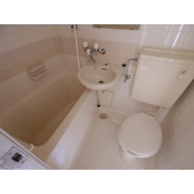 【浴室】ダイアパレス長野大通りⅠ206