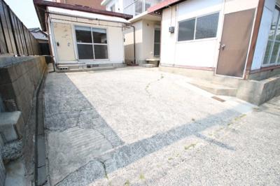 【駐車場】稗田北町I邸