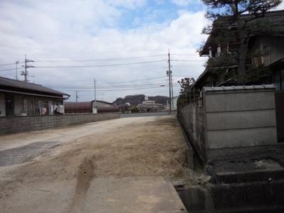 【外観】倉敷市 連島土地