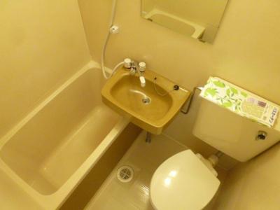 【浴室】スワンハイム石橋