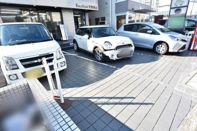 【駐車場】エクセレント海老名B
