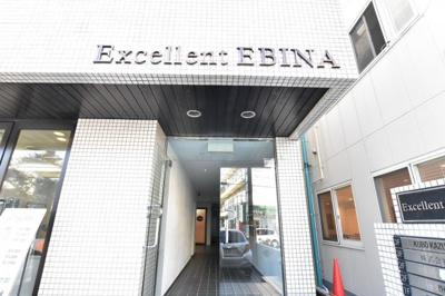 【エントランス】エクセレント海老名B