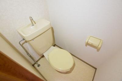 【トイレ】エクセレント海老名B