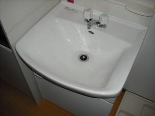【独立洗面台】メゾンシティ鷺洲