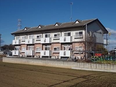 『グランドハイツ篠崎Ⅰ』建物外観を気になさる方へ、見た目の良い物件です