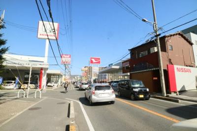 【周辺】南植松町3丁目店舗付住宅