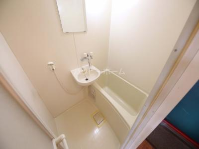 【浴室】サニーハイツ新在家