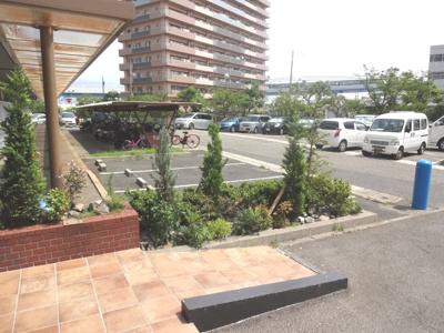 【駐車場】ビレッジハウス港島タワー