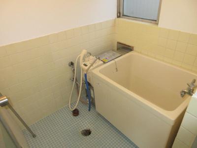 【浴室】弥生ファミリーハイツ