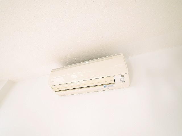 エアコン残置物