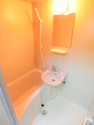 【浴室】フイリア