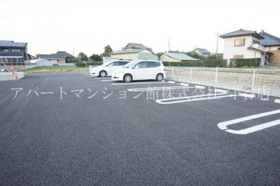 【駐車場】グラース クローⅤ