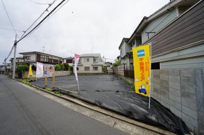 【外観】保土ヶ谷区釜台町 条件付売地