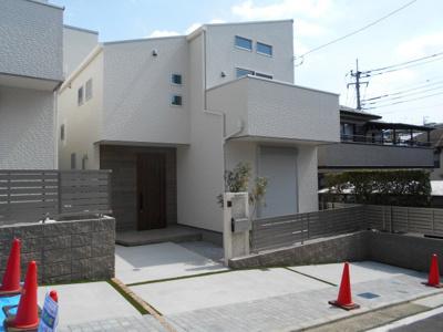 【外観】羽沢南3丁目新築戸建 №1