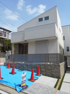 【外観】羽沢南3丁目新築戸建 №2