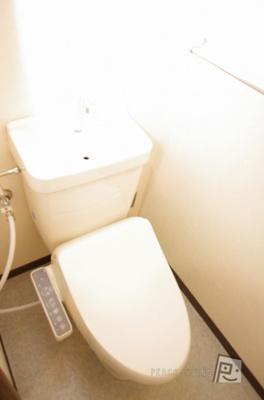 【トイレ】ピース・リーベ栄町