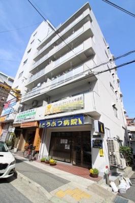 【外観】第2サン六甲道ハイツ