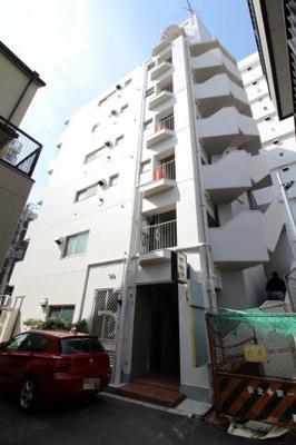 【エントランス】第2サン六甲道ハイツ