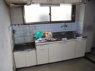 【キッチン】ERCサウス六甲ビル