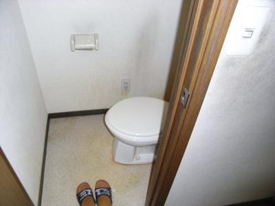 【トイレ】ERCサウス六甲ビル