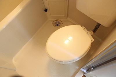 【トイレ】カーサパラマウント