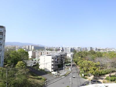 【展望】ガーデンハウス千里古江台