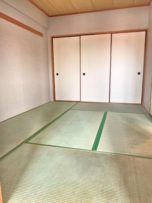 使い勝手の良い和室もあります♪お昼寝や洗濯物をたたむ場所にぴったり♪